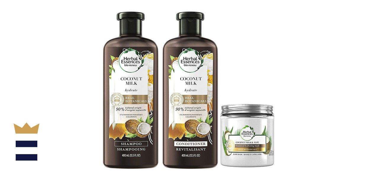 Herbal Essences Shampoo, Conditioner & Hair Mask Kit