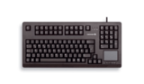 Cherry Compact QWERTY Mechnical USB Keyboard with Touchpad