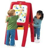 Step2 Easel for Two with Bonus Magnetic Letters