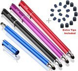 Bargains Depot 2-in-1 Universal Touch Screen Pen