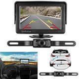 LeeKooLuu Backup Camera and Monitor Kit for Car