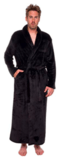 Ross Michaels Men's Long Robe
