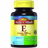 Nature Made Vitamin E 400 IU