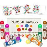 Cameron Frank Products 8-Pack Washable Dot Markers