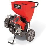 Earthquake Chipper Shredder - 205cc 4-Cycle Briggs Engine