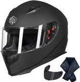 ILM Full Face Street Bike Helmet