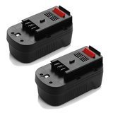 Powerextra 2 Pack 18V 2000mAh Replacement Battery
