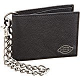 Dickies Men's Slimfold Wallet with Chain