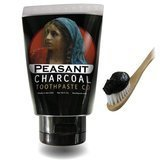 Neutripure Peasant All Natural Activated Charcoal Toothpaste