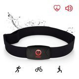 Moov HR Burn Heart Rate Monitor & Audio Coach, Run Cycle HIIT Workout Tracker