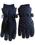 N'Ice Caps Kids' Thinsulate and Waterproof Quilted Ski/Snow Gloves