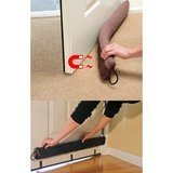 "Evelots 36"" Magnetic Clip-On Door Draft Stopper"