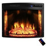 AKDY  28-inch Electric Firebox