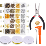 Paxcoo Jewelry-Making Supplies Kit