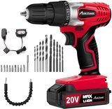 Avid Power 20-Volt MAX Lithium Ion Cordless Drill