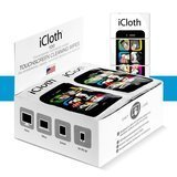 iCloth Small-Screen and Lens Cleaner Wipes
