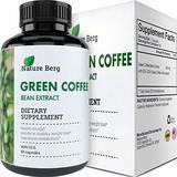 Nature Berg Raw Green Coffee Bean Extract