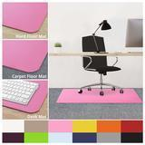 casa pura Office Chair Mats for Carpeted Floors