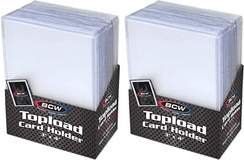 BCW Trading Card Topload Holder