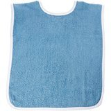 Bella Kline Design Deluxe Adult Terry Cloth Bib