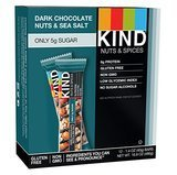 KIND Bars Dark Chocolate Nuts & Sea Salt, 12 Count