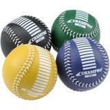 "Champro 12"" Weighted Training Softballs, 4-Pack"
