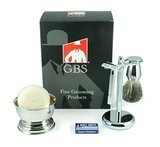 GBS 5 Piece Men's Shaving Set with Gift Box