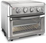 Cuisinart Stainless Steel Air Fryer Convection Toaster Oven