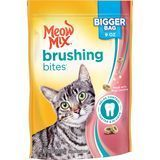 Meow Mix Brushing Bites Cat Dental Treats