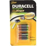 Duracell Rechargeable Batteries with Charger