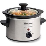 Elite Gourmet 1.5-Quart Slow Cooker