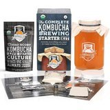 Fermentaholics The Complete Kombucha Brewing Starter Kit