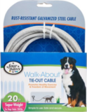 Four Paws Super Weight Tie-Out Cable