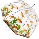 Galleria Enterprises Goldfish Habitat Bubble Umbrella