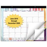 Global Printed Products Weekly Desk Calendar