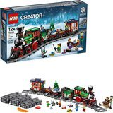 LEGO Creator Expert Winter Holiday Train Construction Set