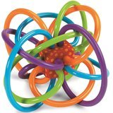 Manhattan Toys Winkle Rattle and Sensory Teething Toy