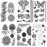 Pinkiou Henna Tattoo Stickers