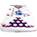 Play Platoon H2PONG Beer Pong Raft with Cooler