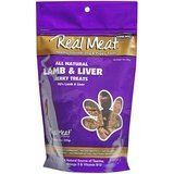 The Real Meat Company All-Natural Lamb & Liver Jerky Treats