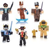 Roblox Masters of Roblox 6-Figure Pack