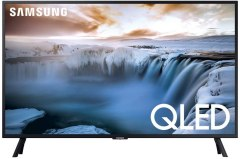Samsung Flat 32-Inch QLED Smart TV