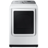 Samsung 12-Cycle Electric Dryer with Steam Sanitize+