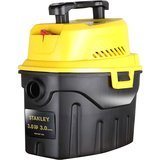 Stanley Wet/Dry Vacuum, 3 Gallon, 3 HP