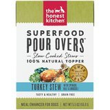 The Honest Kitchen Superfood POUR OVERS, Turkey Stew