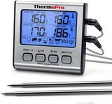 ThermoPro Dual Probe Digital Meat Thermometer