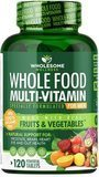 Wholesome Wellness Whole Food Multivitamin for Men